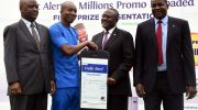 PHOTO: Fidelity Bank Customer Gets N10m Credit Alert
