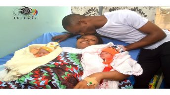 2011 Star Quest Winner, B'Dash, Welcomes Twins With Hubby