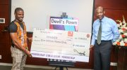 'Devil's Pawn' By Kukogho Samson Wins GTBank's Dusty Manuscript Contest