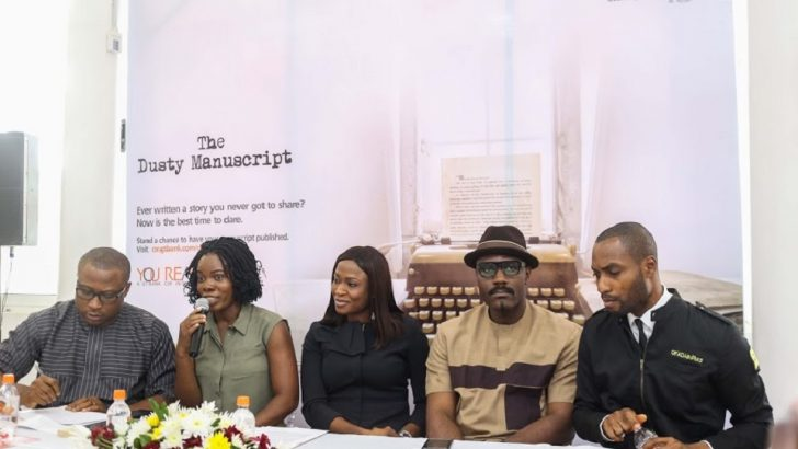 20 Budding Nigerian Writers Qualify For Next Stage of GTBank Dusty Manuscript Contest
