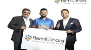 Remit2India Unveils Virat Kohli As Brand Ambassador