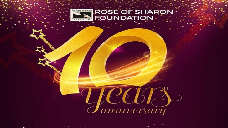 Folorunso Alakija's Foundation Clocks 10 Years In Grand Style