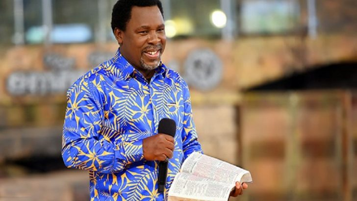 T.B. Joshua At 55: Succour To A Troubled World
