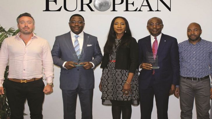 Keystone Bank Shines at European Global Banking & Finance Awards