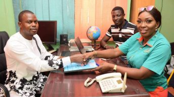 Sultry Actress, Oyita, Grabs Endorsement Deal, Free Land in Lekki