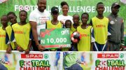 SPAR Nigeria Kicks Off Football Challenge