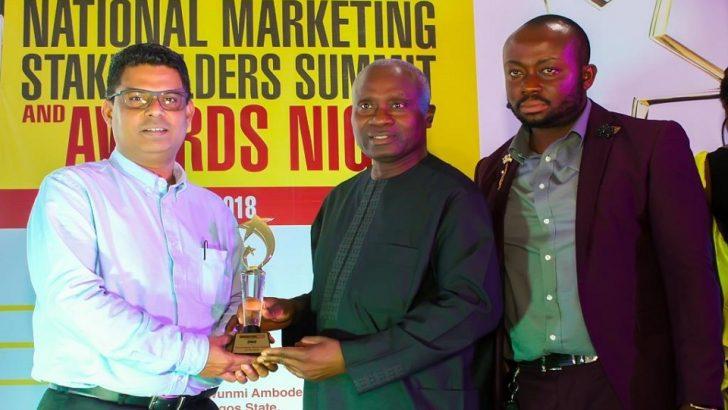 SPAR Nigeria Shines At Marketing Edge Awards