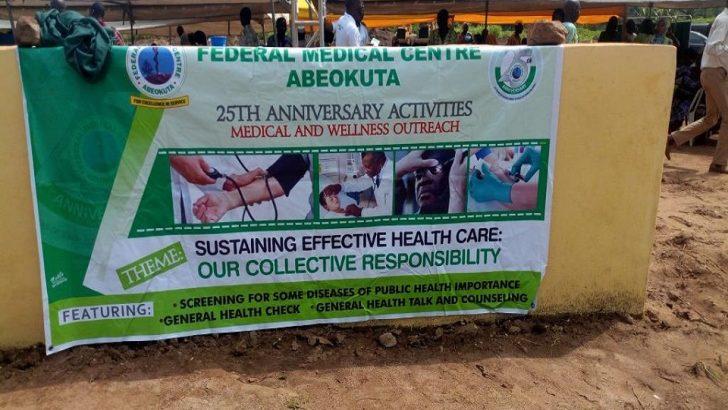 Ogun Communities Enjoy Free Medical Services From FMC