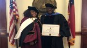 PHOTO NEWS: Keystone Bank CEO, Obeahon Ohiwerei, Bags Honourary Doctorate Degree in Georgia