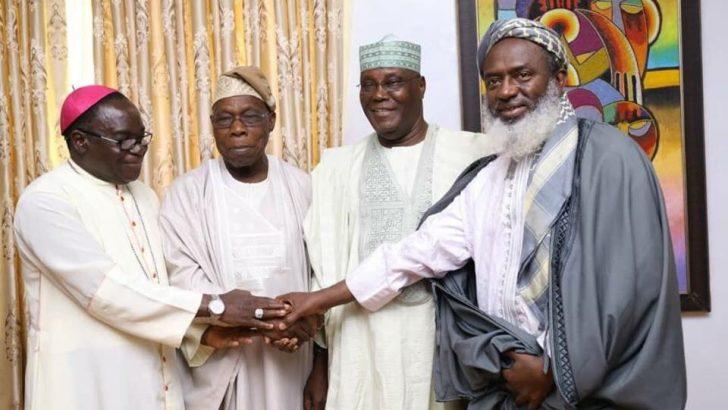 2019: Obasanjo Finally Backs Atiku To Become Nigeria's Next President