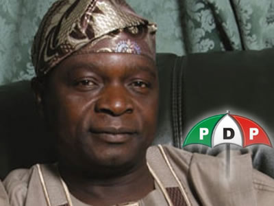 Osun PDP Disowns Oyinlola, Throws Weight Behind Tukur