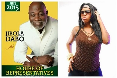 Why Veteran Actor, Jibola Dabo Is Eyeing Politics In 2015—Bisola Hair Boss Reveals