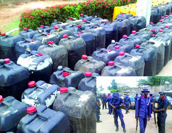 Oil Theft: NSCDC Partners Stakeholders