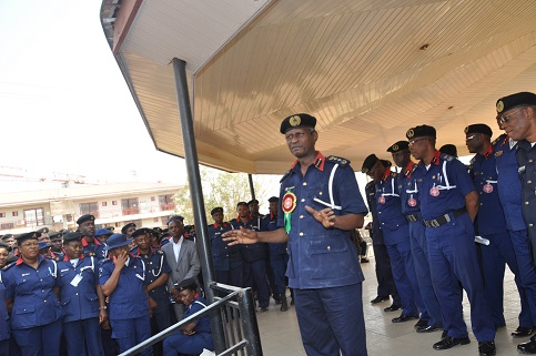 Attack On Journalist: NSCDC Queries Officers