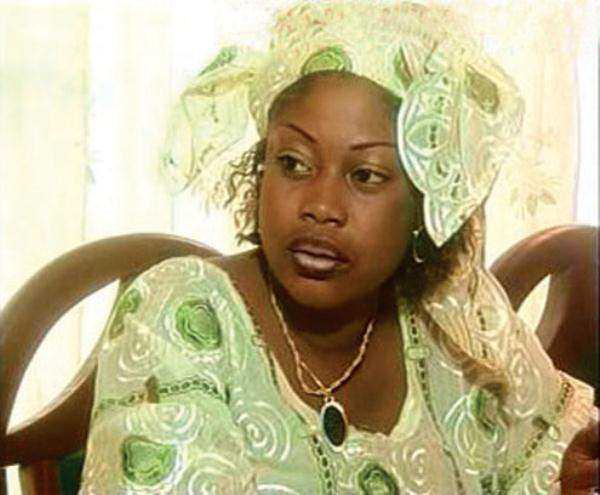 I Don't Have Any Love Child Anywhere—Bimbo Akinsanya