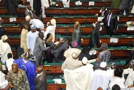 BREAKING PHOTONEWS: Reps In Free-For-All