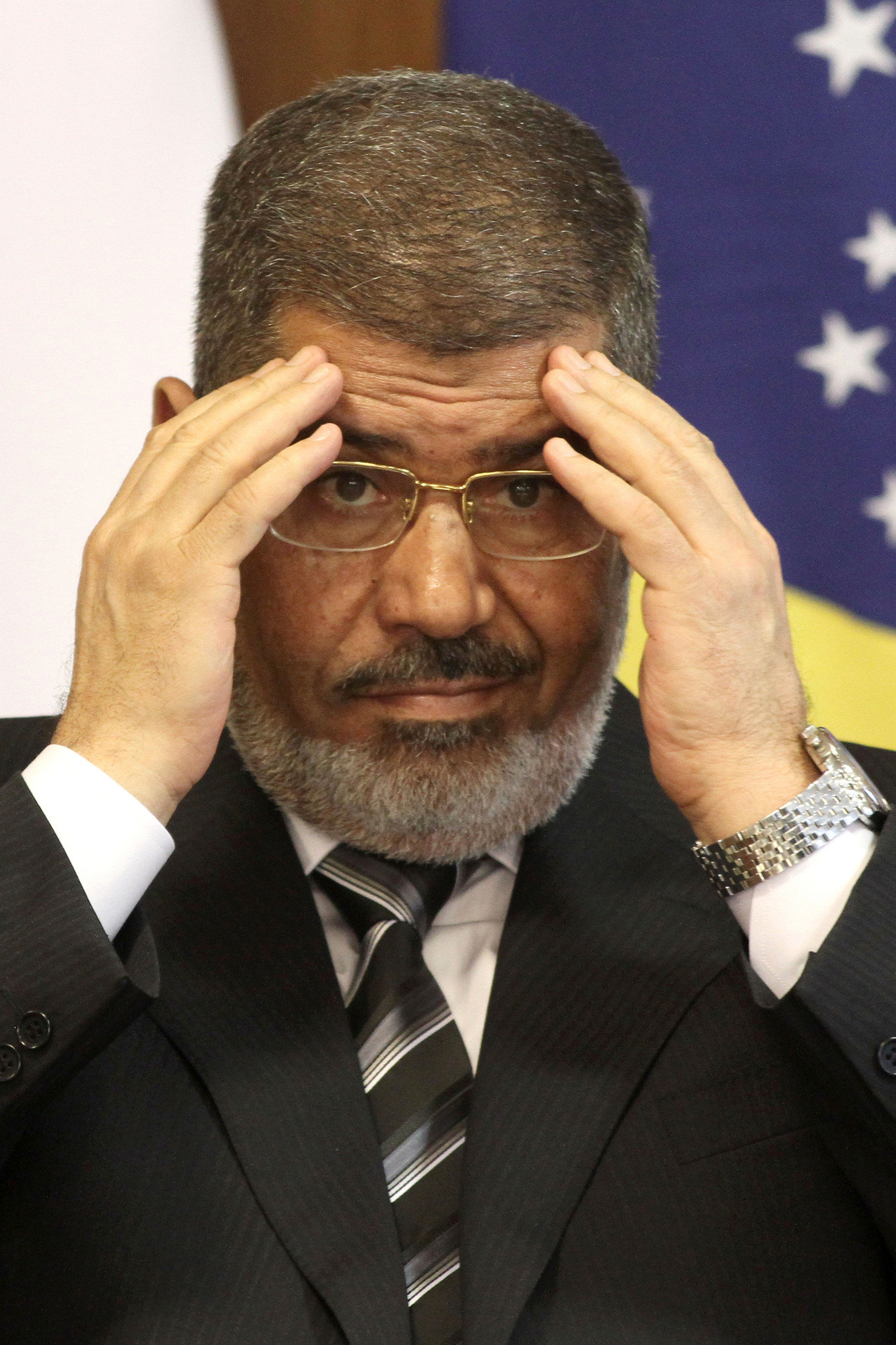 Morsi Returns To Court To Face Murder Charges