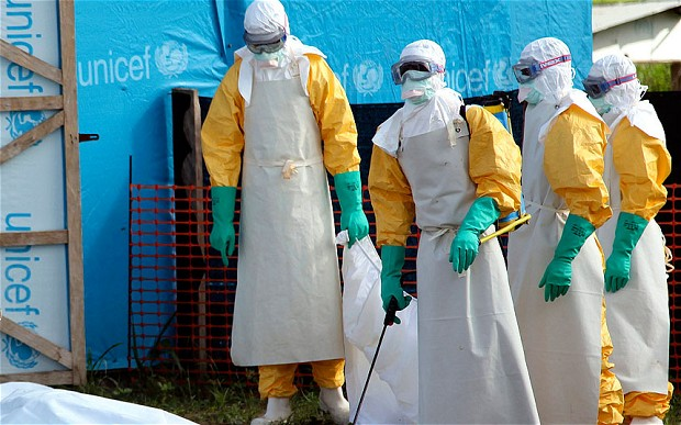 Ebola: A Warning Message For The Entire World, By Rotimi Onadipe