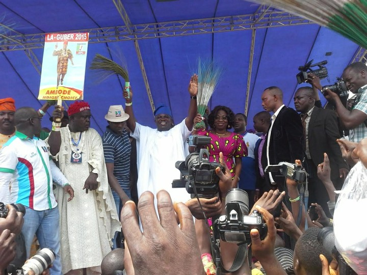 I Can Move Lagos Forward—Ambode