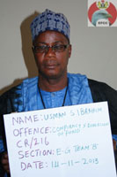 Yerima, Kauru LG Chairman, PDP Chieftain In EFCC Net Over SURE-P Fraud