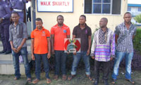 15 Suspected Oil Thieves To Face Trial In Warri