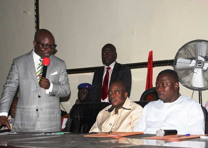 Real Reasons Uduaghan Wants Delta Senatorial Slot