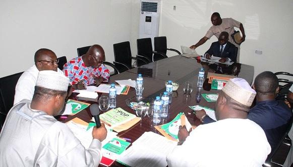 Senatorial Ambition: Babaginda-Led PDP Panel Screens Uduaghan