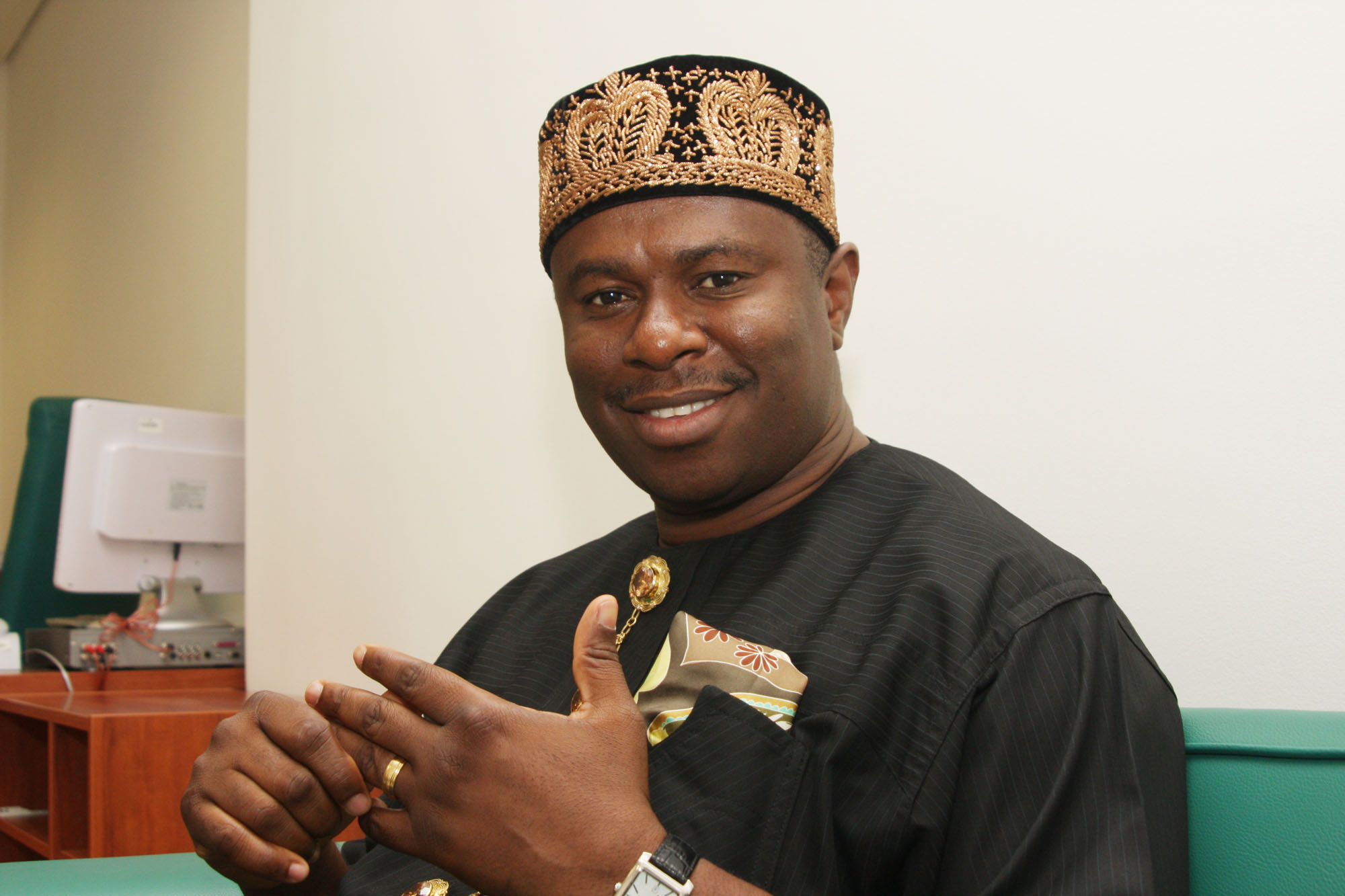 Dakuku Dedicates Guber Mandate To God, Rivers APC Hails Move