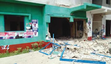 Rivers APC Office Bombed