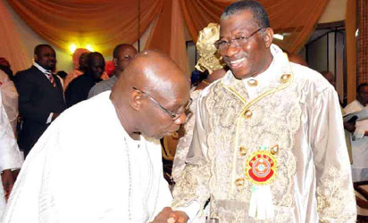 Jonathan, Obasanjo In Another Secret Meeting