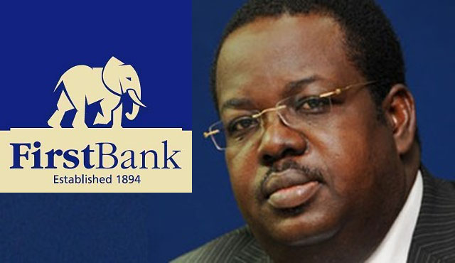 Company Drags First Bank To Court