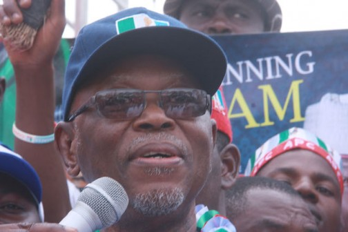 South-South Leaders Back Oyegun, Condemn Youth Protest In Abuja