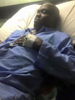 Jonathan's Ex-CSO In Critical Condition, To Be Flown Abroad