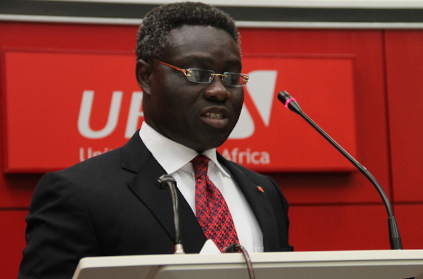 UBA's Oduoza Wins CEO Of The Year Award At Investment Summit In New York
