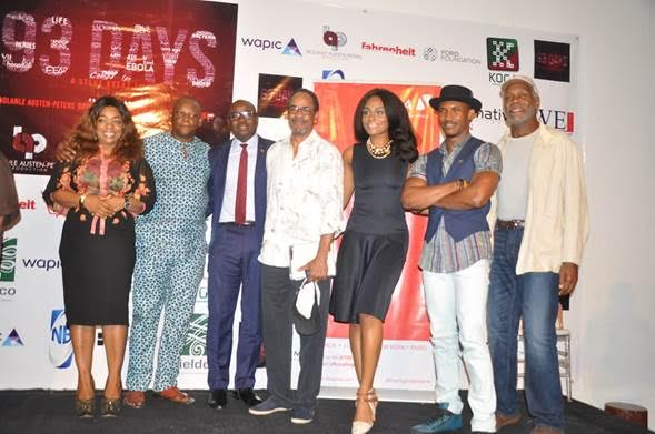 UBA Supports Ebola Movie Celebrating Courage, Selflessness