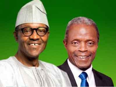 Buhari, Osinbajo Declare Assets