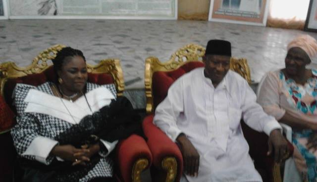 PHOTOS: Jonathan In Ikenne