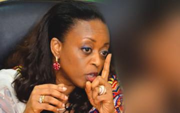 Ex-Petrol Minister Diezani Arrested In London