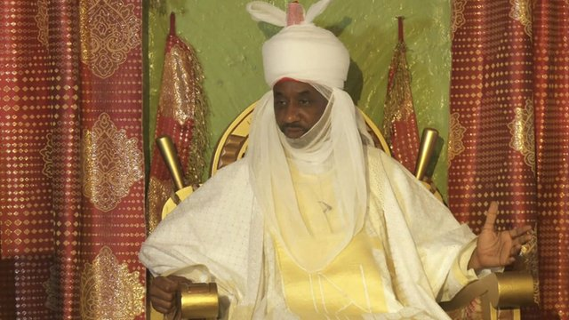 Hajj Tragedy An Act Of God—Sanusi