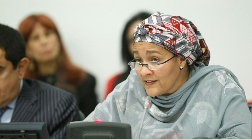 Amina Mohammed Cleared As Gombe Nominee