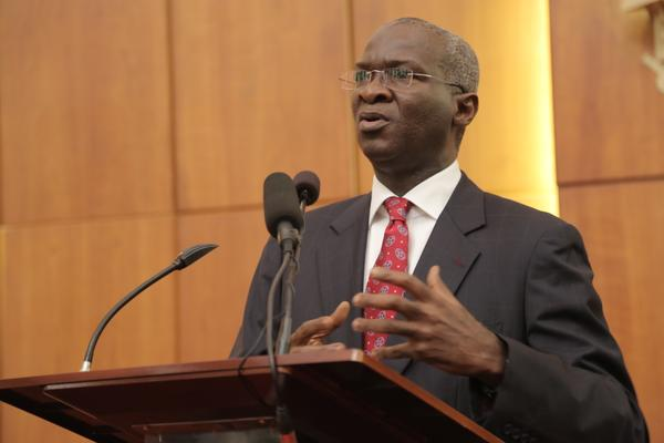 Criminals Were My Competitors As Governor—Fashola