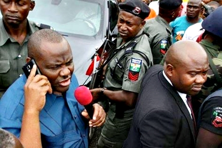 Tribunal Sacks Wike As Rivers Governor