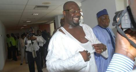 Melaye Tears PDP Constitution