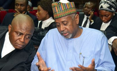 Dasuki Files Fresh Suit To Stop Corruption Charges