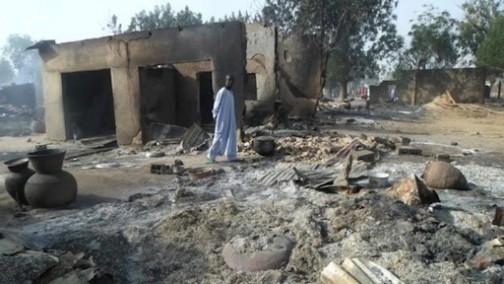 How Terrorists Killed Several Kids In Borno Attack