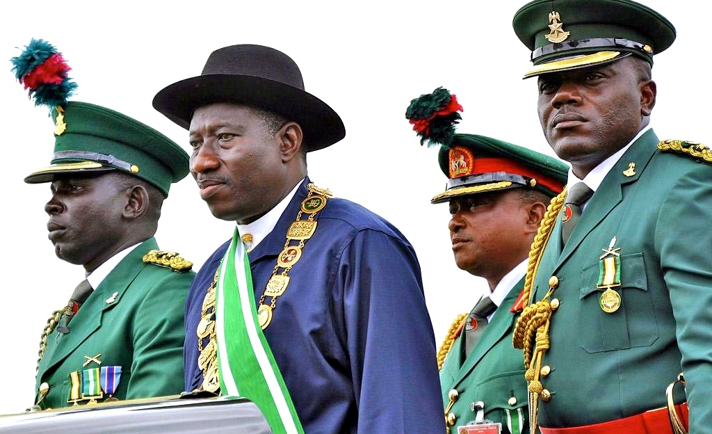 Army Ordered Us To Detain GEJ's Ex-ADC—EFCC