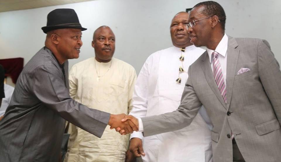 Delta Lawmakers Pass Vote Of Confidence On Okowa, Igbuya