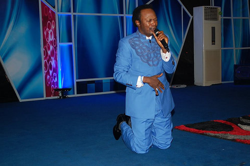 Prophet Iginla Doles Out 32 Cars To Celebs, Others