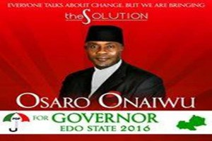 Earl Osaro Onaiwu
