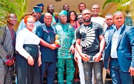 Obasanjo Throws Weight Behind 2016 AFRIMA